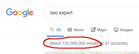 """seo expert"" search results in 2013"