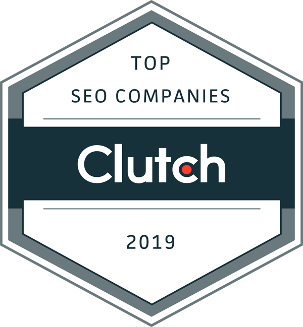 Paul Hoda - Clutch Awards Top SEO Companies 2019