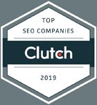 Paul Hoda - Clutch Awards Top SEO Companies 2019